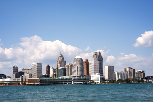 2. Detroit, Michigan