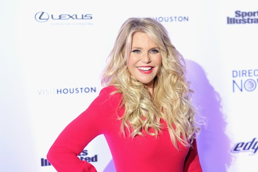 25. Christie Brinkley