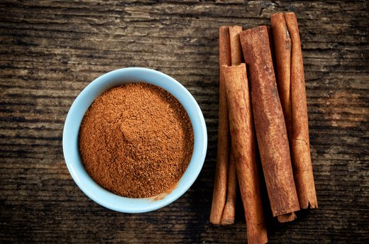 2. A Tablespoon of Ground Cinnamon