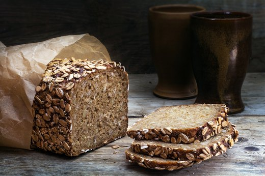 14. Sprouted Grain Bread