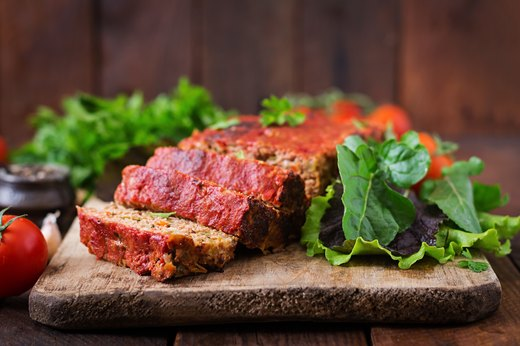 3. Veggie-Packed Meatloaf