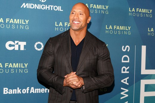 3. The Rock