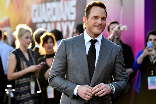 "7. Chris Pratt Lost a Movie Role Because He Was ""Too Fat"""