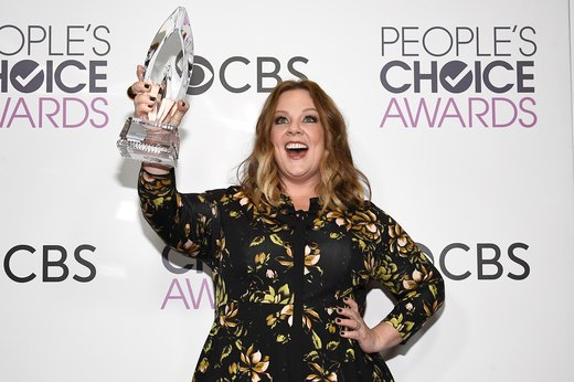 8. Melissa McCarthy Stopped Giving an F