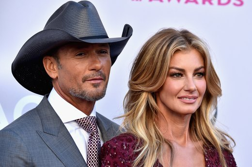 Tim McGraw and Faith Hill, Plus 8 Other Country Couples Married Over 10 Years
