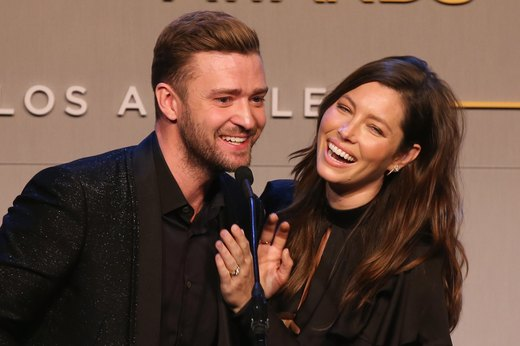 4. Jessica Biel and Justin Timberlake: Like Attracts Like
