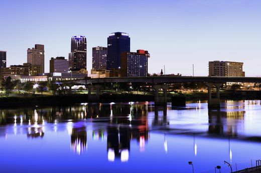 4. Most Overweight: Little Rock, Arkansas