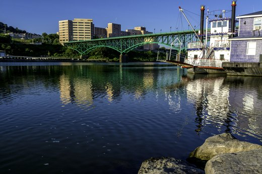 8. Knoxville, Tennessee