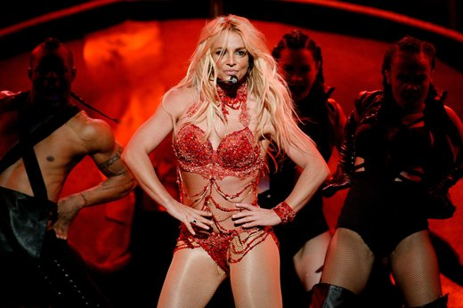 3. Britney Spears