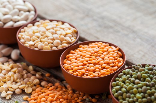 3. Lentils and Beans