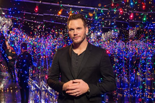 1. Chris Pratt