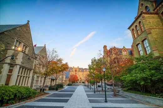 7. University of Pennsylvania