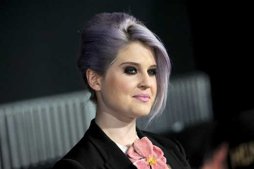 "10. Kelly Osbourne Signed Up for ""Dancing with the Stars"""