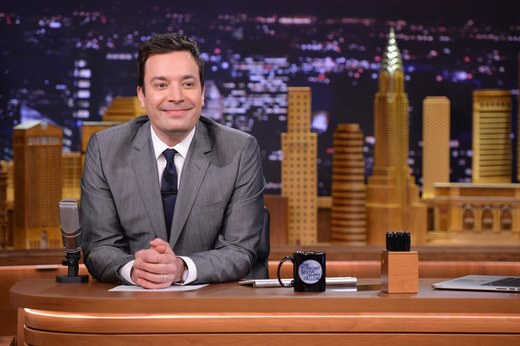 8. Jimmy Fallon, Mayonnaise
