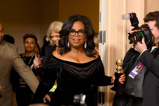 2. Oprah's Intentions Shifted and the Weight Came Off