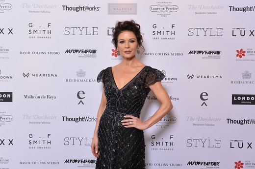 7. Catherine Zeta-Jones