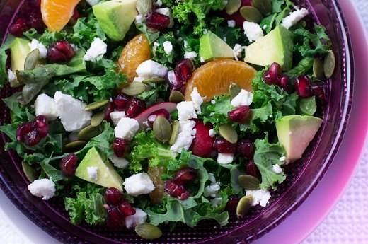 10 Big-Ass Salads (BAS) That Are Packed With Protein