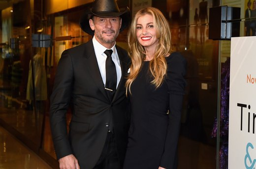 4. Faith Hill and Tim McGraw