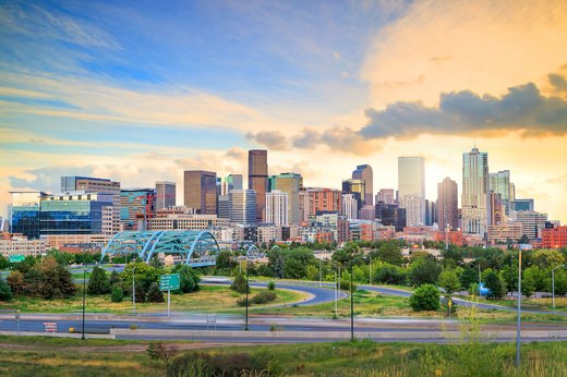 1. Least Overweight: Denver, Colorado