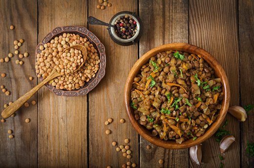 6. Beans, Peas and Lentils