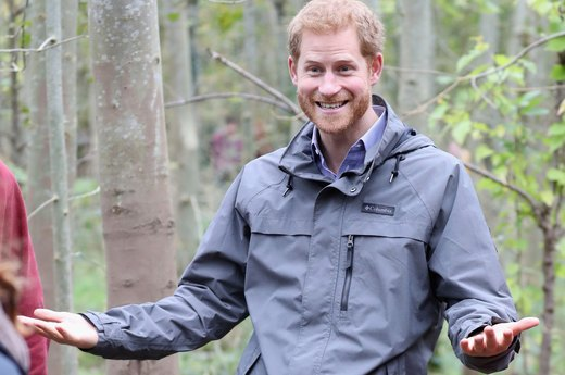 5. Prince Harry Avoids Dairy