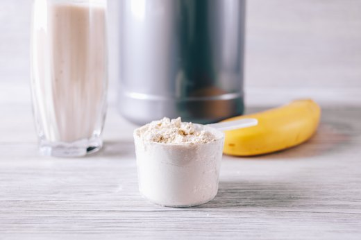 1. Protein Powders and Bars