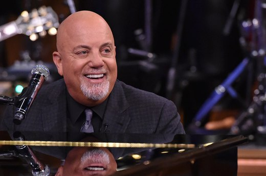 6. Billy Joel