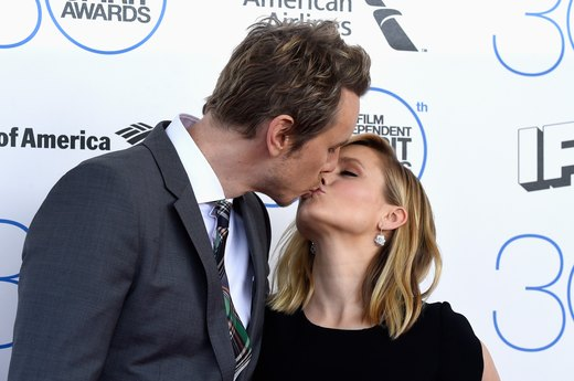 6. Kristen Bell and Dax Shepard: Working It Out in Therapy
