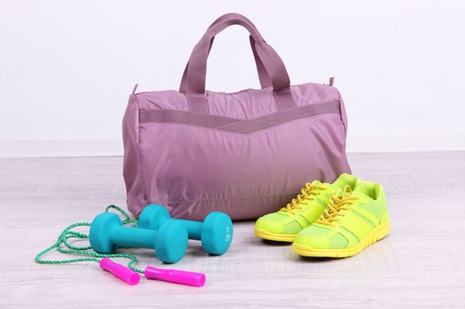 2. Gym Bags and Totes
