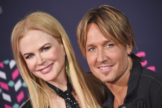 1. Nicole Kidman and Keith Urban