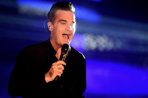 8. Robbie Williams