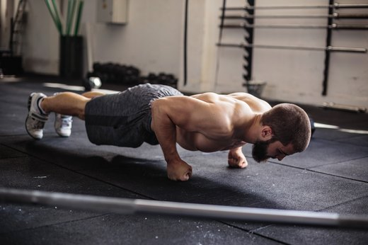 1. Murph CrossFit Workout