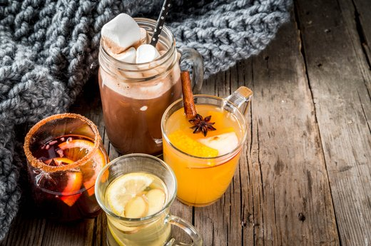 7 Drinks Inspired by Literature to Curl Up With This Winter