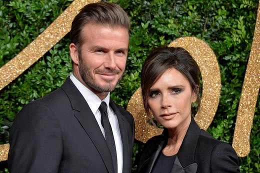 3. Victoria and David Beckham: Laughter Is the Best Relationship Medicine