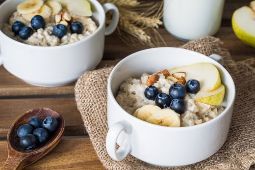 1. At Breakfast: Mix It With Oatmeal