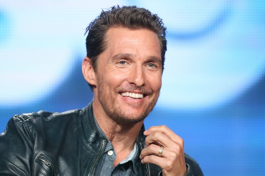 1. Matthew McConaughey's Breakfast of Champions