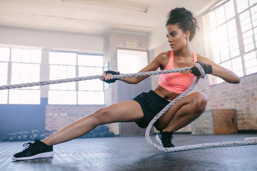 8 Workouts for When You Can't Afford a Personal Trainer