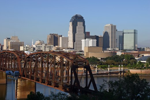 1. Most Overweight: Shreveport, Louisiana