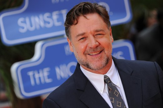 5. Russell Crowe
